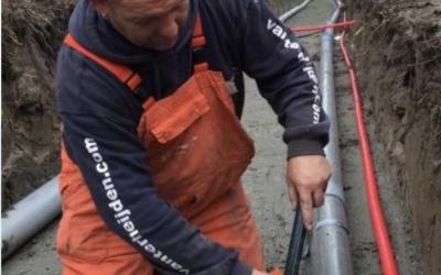 AANLEG WATER EN RIOLERING AZC S'GRAVENDEEL